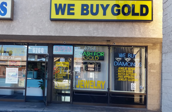 Reseda Gold Buyer Location